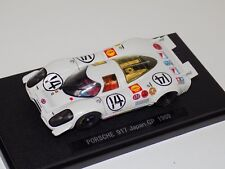1/43 Ebbro Porsche 917 Japan GP in White car #14  #748