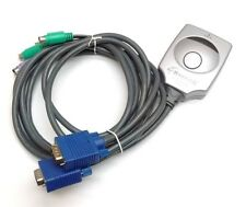 Hawking Technology HKS102 2-Port Mini KVM Switch