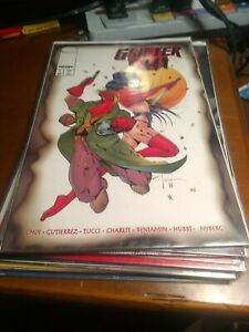 GRIFTER SHI #2 Image Comics CHOI GUTIERREZ TUCCI CHAREST BENJAMIN HUBBS NYBERG