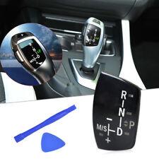 For BMW M X1 X3 X5 F01 F10 F30 GT Gear Sticker Shift Knob Panel +Accessories Kit