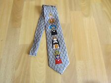 CHINA or Japan Possibly Cartoon Charactors Tie
