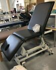 NEW HI-LO POWER TREATMENT TABLE 3 SECTION ELECTRIC PHYSICAL THERAPY BLUE /BLACK