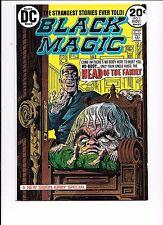 Black Magic #1 November 1973 Jack Kirby horror