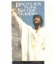 Brother Sun Sister Moon VHS Movie