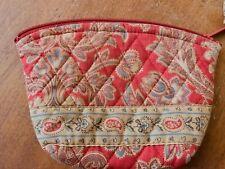 Vera Bradley Small Cosmetic Bag Windsor