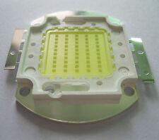 50W High power LED Lamp Chip Cold White 20000K-25000K 30-34V 1700mA for DIY