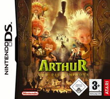 Arthur und die Minimoys (Nintendo DS, 2007), PAL-Version, NTR-A2MP-EUR