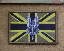 SAS Subdued Union Flag Patch UKSF Multicam Afghanistan Special Air Service