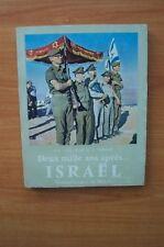 DEUX MILLE ANS APRES... ISRAEL