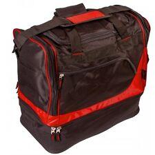 Cartasports Sports Gym Bag Shoe Compartment 2020 Black Red Medium