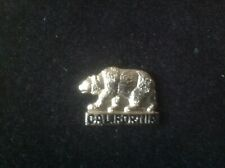PINS ANIMAL OURS BEAR GRIZLY CALIFORNIA
