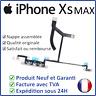 IPHONE XS MAX  - NAPPE DU BOUTON VOLUME + ET - VIBREUR ASSEMBLÉE AVEC SUPPORT