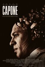 Capone movie poster - Tom Hardy poster  - 11 x 17 inches
