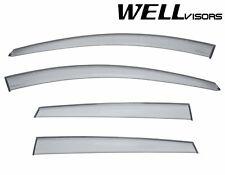 For 12-15 Chevrolet Captiva Sport WellVisors Side Window Visors Premium Series
