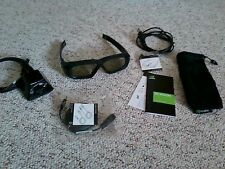 NVIDIA 3D Vision 2 Active 3D Glasses wireless shutter
