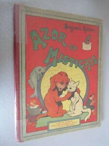 Azor et Mistigris / Benjamin Rabier / librairie illustrée Jules Tallandier