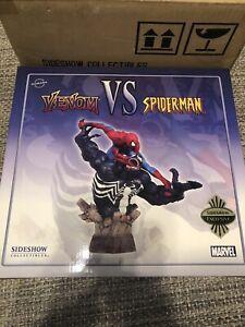 Sideshow Spider-Man Vs Venom EXCLUSIVE Diorama 90171 Marvel #200/300