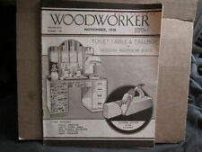 November Woodworker Craft Magazines in English