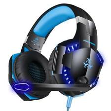 3.5 mm G-2000 Gaming Kopfhörer mit Mikrofon Headset für PC Laptop PS-4 Xbox One