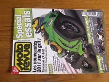 $$$ Moto Revue N°3896 Kawa ZX-10RGP vitesseSX BercyComparatif sport GT