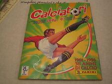 ALBUM FIGURINE ORIGINALE  CALCIATORI PANINI ANNO 1996-97 - EDICOLA E COMPLETO