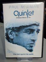 Quintet - 1979 Robert Altman Film (DVD 2006 Region 1) Paul Newman Widescreen