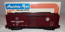 American Flyer 4-9704 S Scale Southern Boxcar LN/Box