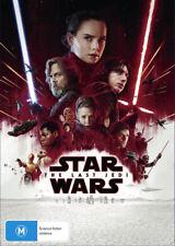 Star Wars: The Last Jedi  - DVD - NEW Region 4