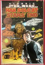 Classic Star Wars: Han Solo At Stars' End - S&N By Peter Mayhew - Dynamic Forces