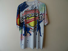 A4 - Fastpitch Softball - Men / Ladies - Shirt - Size Large - Gray - NEW