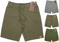 Tailor Vintage Men's Pull-on Knit Chino Shorts Choose Size & Color -E