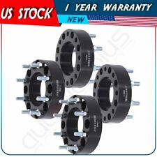 2'' 8x180 to 8x180 14x1.5 studs 4X Wheel Spacers For Chevrolet Express 2500 GMC
