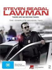 Steven Seagal - Lawman (Season 2) Action/ Crime / Documentary - 2 Disc NEW DVD