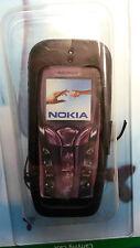 Original Nokia Cuir Noir étui de téléPhone Mobile pour Nokia 7250/7250i