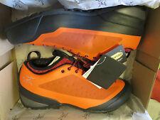 New Mens Arcteryx Acrux FL Approach Shoe Sz 10 Bright Flame - Toolbox
