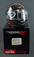 New Genuine Aprilia Helmet RSV4, Carbon XS 899577