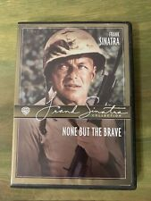 None But the Brave (DVD) Frank Sinatra, Clint Walker, Tommy Sands