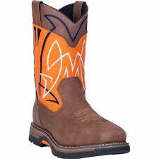 Dan Post DP59419 Men's Multicolor Storm Surge-Waterproof Leather EH Cowboy Boot