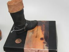 Brand New!George Washington Riding Boot Sculptured Figurine # 25413 by Raine