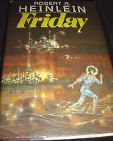 Friday By Robert Heinlein 1982 BCE Hardcover