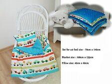 Handmade 100% Cotton Nursery Bedding