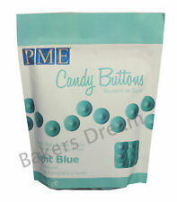 PME Candy Buttons Melts - Cake Pops Sugarcraft Decoration Easy Microwaveable