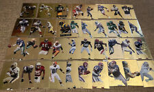 1995 Ultra Gold Medallion Parallel 40 Card Lot See Scans NFL Football