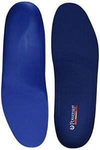 Powerstep Pinnacle Shoe Insoles - Shock-Absorbing Arch Support and Cushioning fo