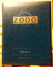2000 EDDA Eastern Regional High School Yearbook Voorhees NJ Adam Taliaferro