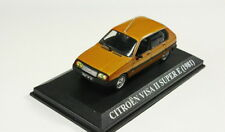 Scale model 1/43 Citroen Visa II Super E