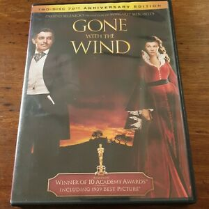 Gone with the Wind DVD R1 Like New! – FREE POST