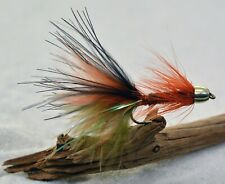 Weighted CH Thin Mint Streamer Fly - 1 Doz - Mustad Signature Hook