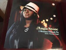 "Angie Stone - I Wanna Thank Ya vinyl 12"""