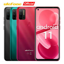 """New listing Ulefone Note 11P Android 11 Smartphone 128Gb Octa Core 6.55"""" Cell Phone Unlocked"""